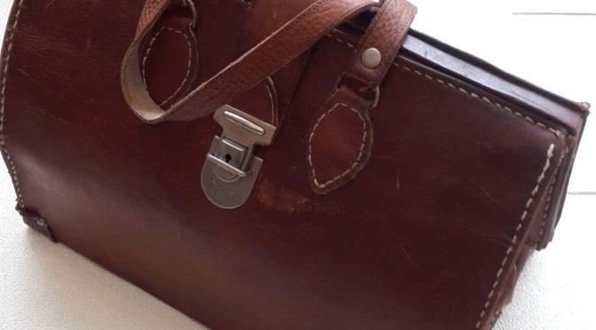 Taschen-Reparatur